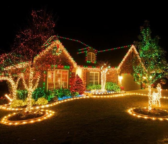 Fire Damage Holiday Decoration Safety Tips