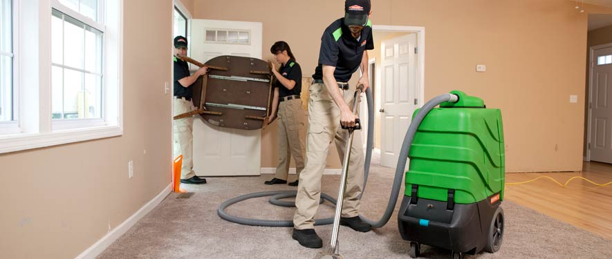 Paris, TN residential restoration cleaning